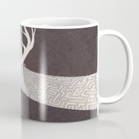 penis Mugs featuring Penis envy by Godpipo's cravings