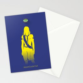 GuiaMayor Dama - Lady MasterGuide Stationery Cards