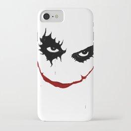 Joker iPhone Case