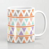 Triangulate 2 / Summer Bliss Coffee Mug