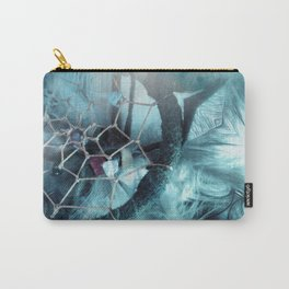 Web Of Dreams Carry-All Pouch