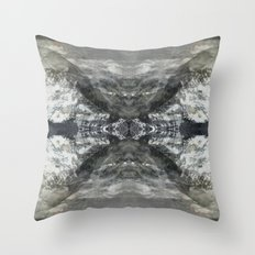 Mountanitas 5 Throw Pillow