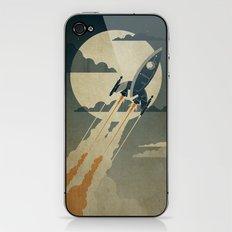 Night Launch iPhone & iPod Skin