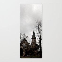 The end? Canvas Print