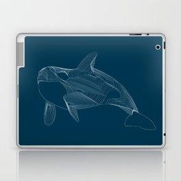 Wild Whale Laptop & iPad Skin