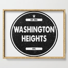 Washington Heights Serving Tray