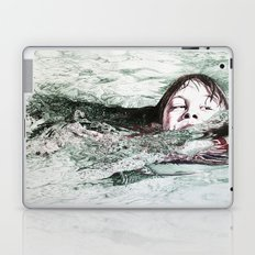 Go Swimming Laptop & iPad Skin