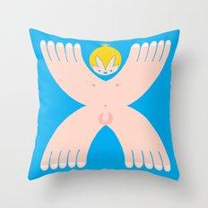 I´m a boy Throw Pillow