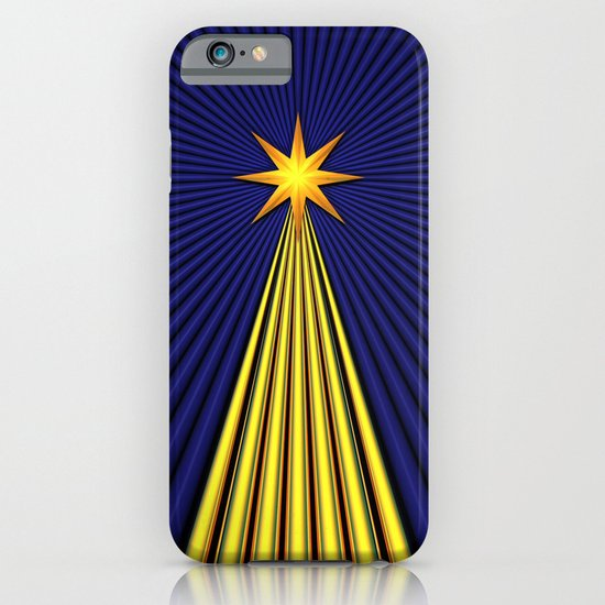 Christmas Star iPhone & iPod Case
