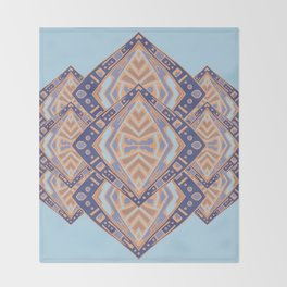 BangWa Thirteen Throw Blanket