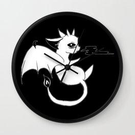 ▴ dragon ▴ Wall Clock