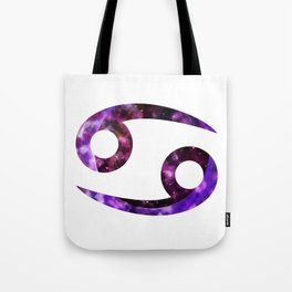 Galactic Cancer Tote Bag