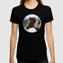 Tri-Colored Horse T-shirt