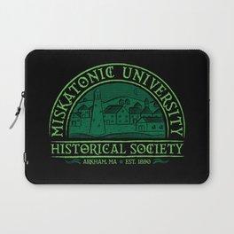 Miskatonic Historical Society Laptop Sleeve