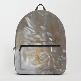 Chrysanthemum Textures Backpack