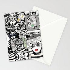 Beatnik Stationery Cards
