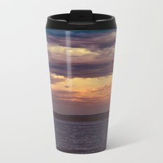 If I Could Take It All Back Metal Travel Mug