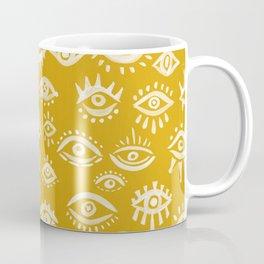 Mystic Eyes – Marigold Palette Coffee Mug