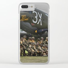 Photo Call Clear iPhone Case