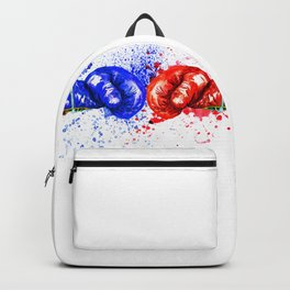 Boxing Gloves Backpack
