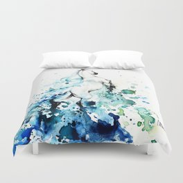 """""""Victory"""" Duvet Cover"""