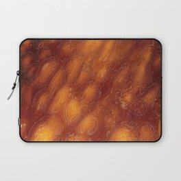 Liquid Sunset Laptop Sleeve