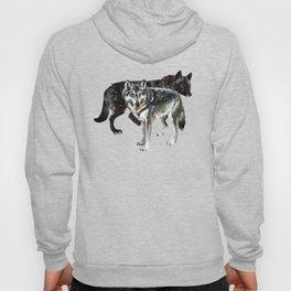 Totem Timber wolf Hoody