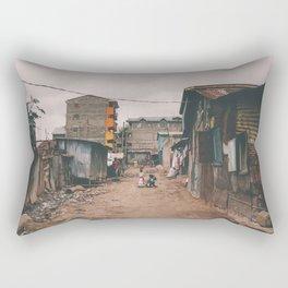 Matumaini. Rectangular Pillow