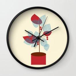 Little Tree Wall Clock