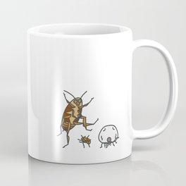 Retching Coffee Mug