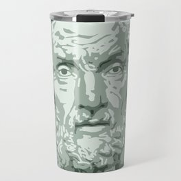 Homer Travel Mug