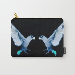 X Ray Grey Carry-All Pouch