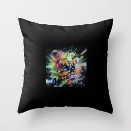'Shine' by Taka Sudo Throw Pillow