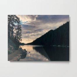 Dream Lake II Metal Print