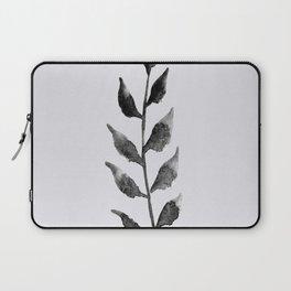 Baesic Mono Floral (Leaf 2) Laptop Sleeve