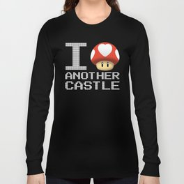 I Love Another Castle Long Sleeve T-shirt