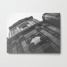 Italian Architecture Metal Print