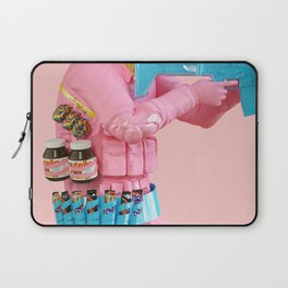 Deliciously Supplied Laptop Sleeve