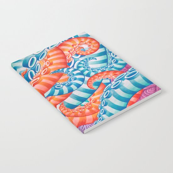 Tentaculon 1  Notebook