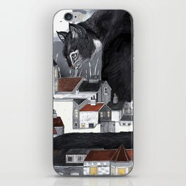 This Way Home iPhone Skin