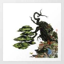 Nest ii Art Print