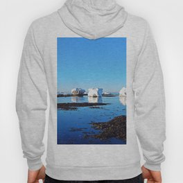 Winter on the Saint-Lawrence Hoody