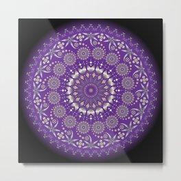Ancestors (Purple) Metal Print
