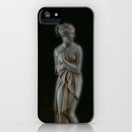 Neon Venus iPhone Case