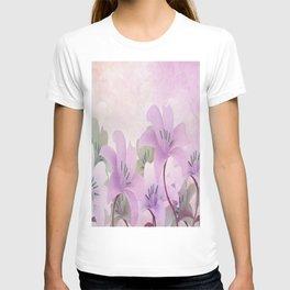 Lavendar Lilies T-shirt