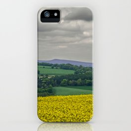 View to Wessenden iPhone Case