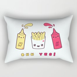 OHH YES Rectangular Pillow