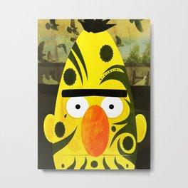 Bert Metal Print