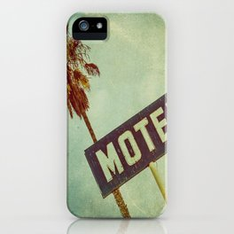 Californication iPhone Case