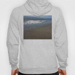 Black sand beach, El Salvador 2 Hoody